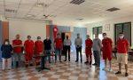 Presidente della Croce Rossa Piemonte in visita a Trecate