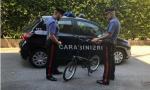 Arona ladro di biciclette arrestato dai Carabineri
