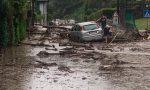 Colata di fango a Oggebbio per il maltempo: la statale 34 è ancora chiusa