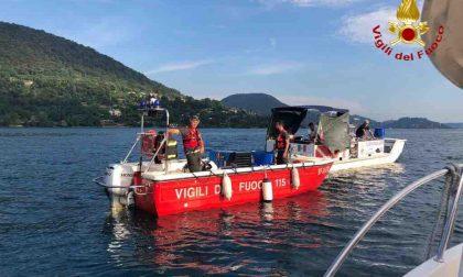 Tenta di attraversare il lago D'Orta: nuotatore disperso