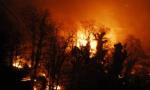 Bruciano i boschi del parco della Val Grande
