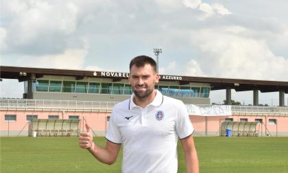 """Novara Calcio, si presenta il """"granatiere"""" Ante Hrkac"""
