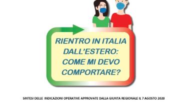Regione, regole più rigide rispetto alle disposizioni Nazionali per chi rientra dall'estero in Piemonte