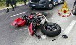 Morto centauro coinvolto nell'incidente di Suno: aveva 29 anni