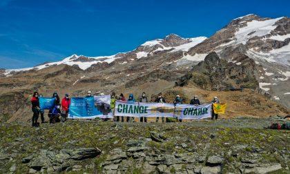 Carovana dei ghiacciai, monitoraggio in Valsesia