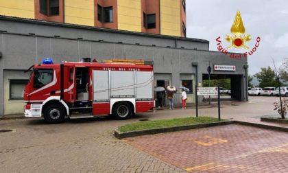 Al pronto soccorso con un dito incastrato nel frullatore: intervengono i pompieri a Borgosesia