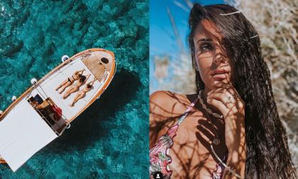 """Valentina Vignali: """"Lo skipper ci ha fotografato le parti intime di nascosto"""""""