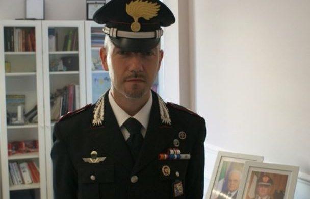 Nuovo Capitano dei carabinieri ad Arona. A Castelletto un nuovo maresciallo