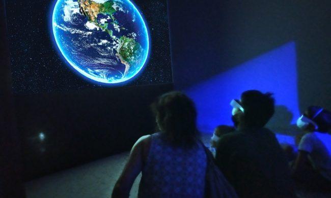 Al Museo Meina inizia il viaggio multimediale in 4 dimensioni