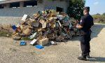 Discarica illegale a Novara: i carabinieri trovano anche delle testuggini protette