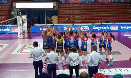 Igor Volley, avanti col brivido in SuperCoppa italiana