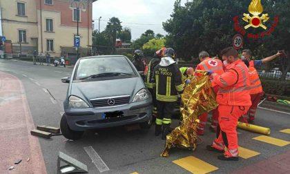 E' Mariarosa Romerio la vittima dell'incidente di ieri a Nebbiuno