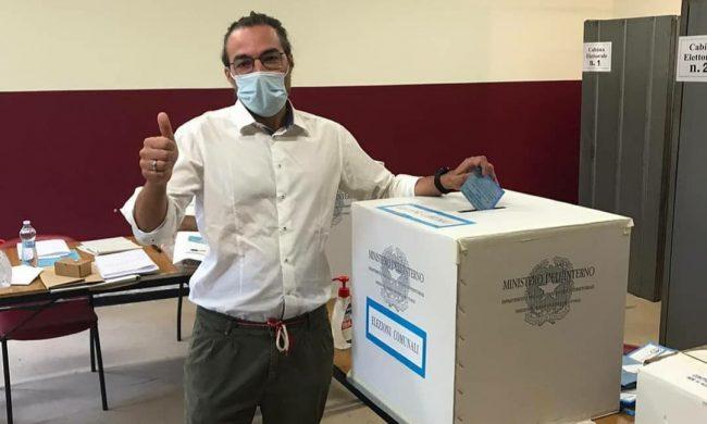 """Elezioni Arona 2020, Luca Brianti: """"Orgogliosi del nostro risultato"""""""