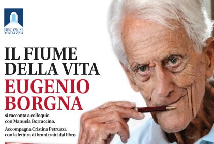 Sabato 3 ottobre a Villa Marazza il nuovo libro di Eugenio Borgna