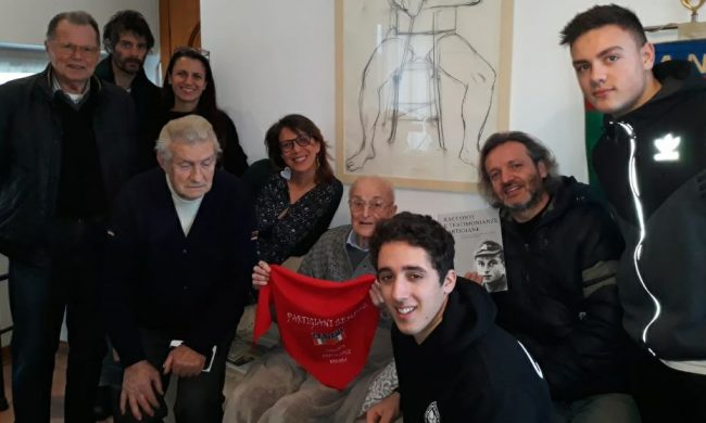 E' morto a Borgomanero il partigiano Bandolero: aveva 93 anni