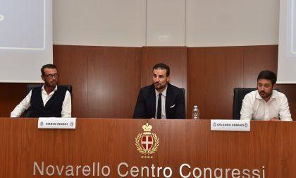 Il Novara Calcio ha rinnovato i quadri tecnici