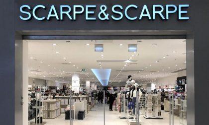 Crisi Scarpe & scarpe, chiudono 11 negozi: salvo quello di Castelletto Ticino