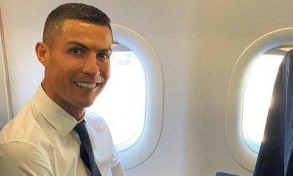 Ronaldo e altri giocatori lasciano l'isolamento fiduciario: segnalati dall'Asl alla Procura