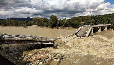 Alluvione in Piemonte: 230 milioni di danni urgenti