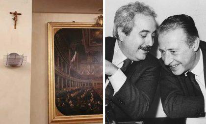 Il crocifisso affisso nell'Aula consiliare di Palazzo Lascaris