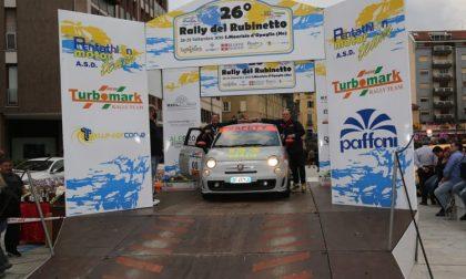 Rally del Rubinetto, si correrà a fine ottobre