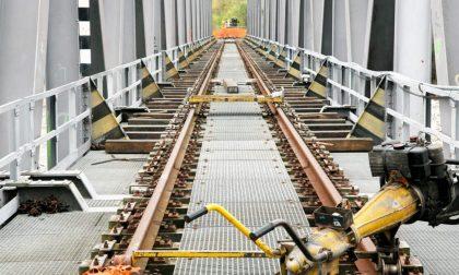 Crollo ponte Romagnano: affittare la passerella del treno costerebbe 32mila euro al mese