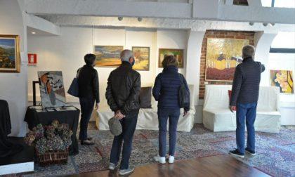 Ancora una settimana per visitare la mostra collettiva di Arte ad Arona
