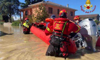 Maltempo il comando provinciale dei Vigili del Fuoco ha eseguito 150 interventi GALLERY