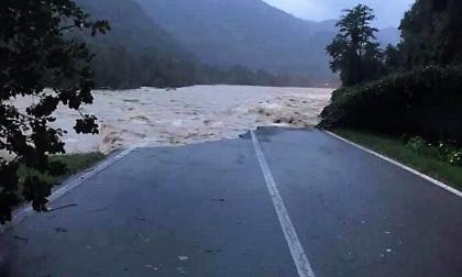 Comuni danneggiati dall'alluvione: sono 108 in Piemonte
