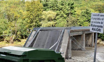 Romagnano ponte provvisorio in arrivo entro aprile