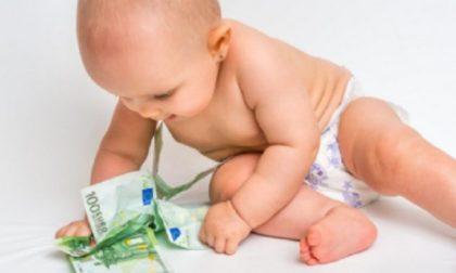 Bonus bebè: la Regione sta ancora erogando i contributi per i nati nel 2013