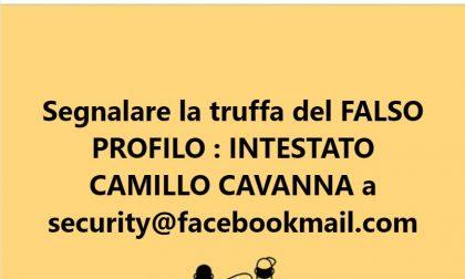 Arona clonato e utilizzato per fini fraudolenti il profilo di Camillo Cavanna