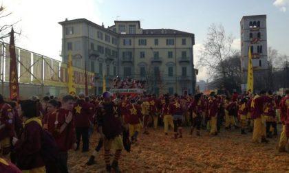 Coronavirus, cancellata l'edizione 2021 dello storico Carnevale d'Ivrea