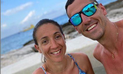 """Novara Giulio Molinari è campione italiano di triathlon, la commovente dedica alla moglie scomparsa: """"Questo titolo è solo per te"""""""