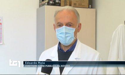 Ospedali e Rsa novaresi in due edizioni del TG1