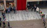 Inaugurato il restyling del monumento ai partigiani martiri di piazza Cavour – VIDEO