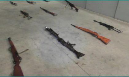 Dal missile di Gallarate, alle armi verso l'Afghanistan: tra gli arrestati per traffico di armi anche un novarese