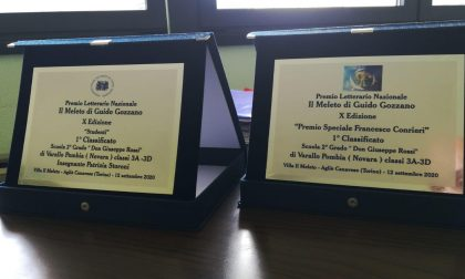 La scuola Camilleri di Varallo trionfa al premio Meleto di Guido Gozzano