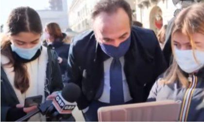 """Alberto Cirio: """"Il 75% dei ricoverati Covid non è vaccinato"""""""