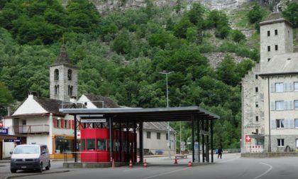 Da Milano alle piste da sci svizzere via Sempione. Controlli? Zero