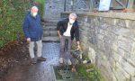 Gozzano, ripristinata la portata d'acqua della storica Fontana Santa