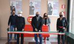 """Contro la violenza sulle donne """"Ama davvero"""": una panchina rossa a Palazzo Tornielli"""