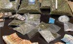 Nascondeva in casa una grande quantità di droga: arrestato a Oleggio