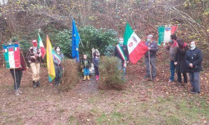 Ricordati i 4 Martiri del Bergallo a Cureggio