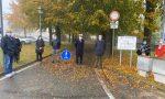 Trecate viale del cimitero intitolato ad Alda Merini