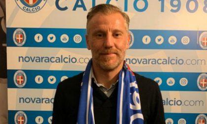 Marcolini è il nuovo allenatore del Novara Calcio