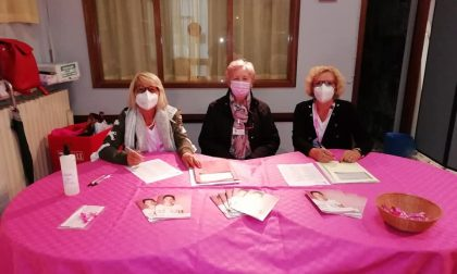 Ottobre Rosa Lilt Novara: 250 donne alle visite senologiche