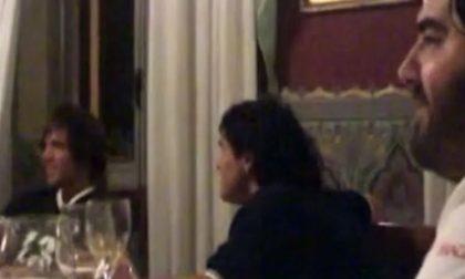Quando Maradona arrivò sul lago d'Orta – VIDEO