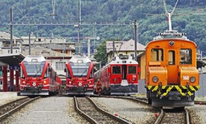Svizzera ferma treni con l'Italia. Per il Covid