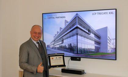 """LCP Logistic Capital Partners premiata per la realizzazione del polo logistico """"LCP Trecate XXL"""""""